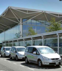 Bristol Airport Taxi
